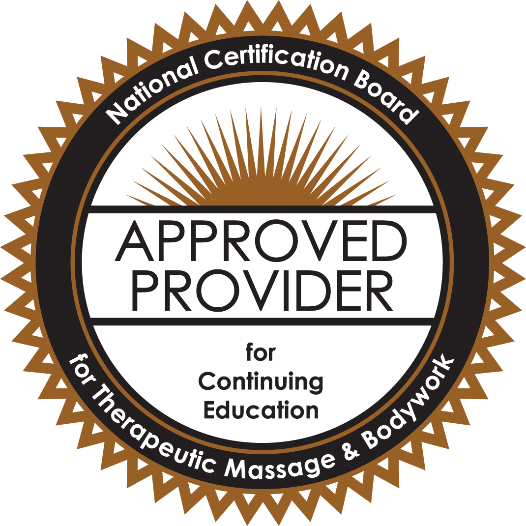 NCBTMB Approved Provider color